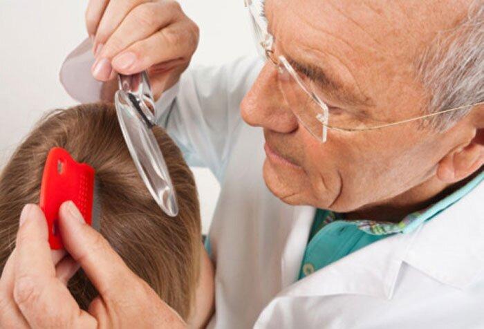 санитарная обработка пациента при педикулезе