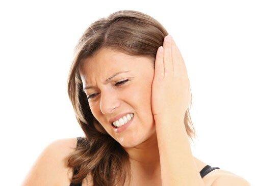 ушной клещ фото у человека